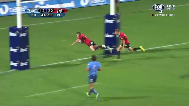 CRU v BUL: match highlights