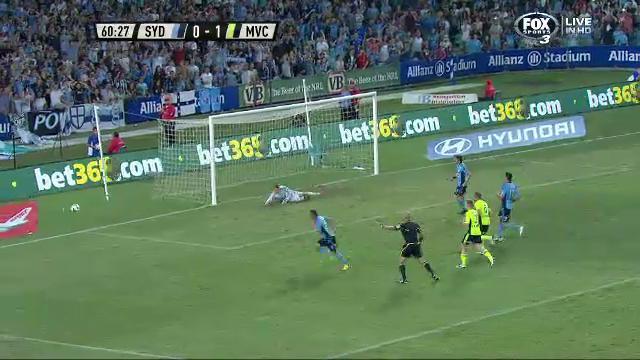SYD v MVC: match highlights