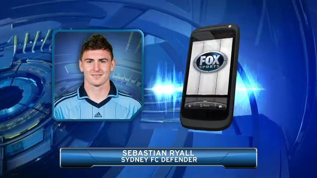 Ryall backs Sydney for finals
