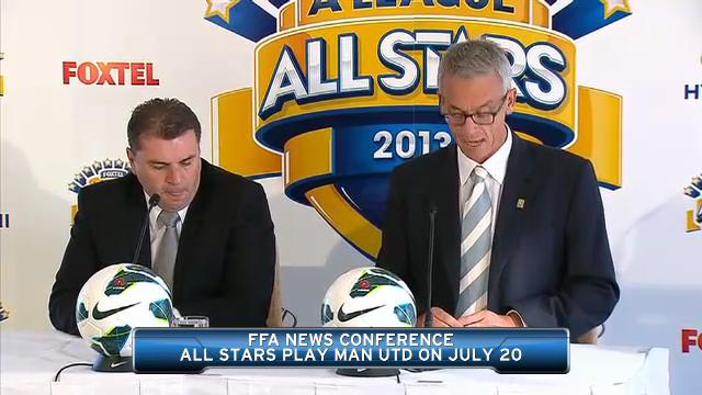 Ange to coach All Stars