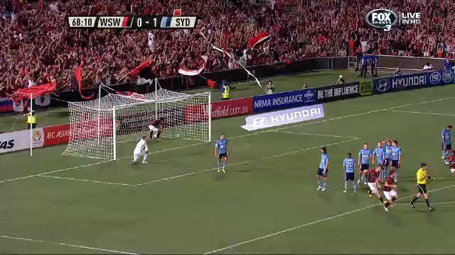 WSW v SFC: Match Highlights