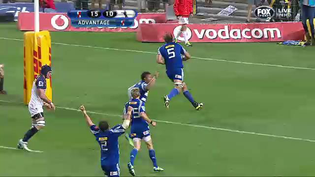 STO v BRU: match highlights