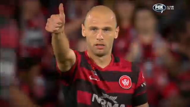 A-League semi-final goals