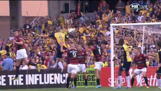 Zwaanswijk 1 Wanderers 0