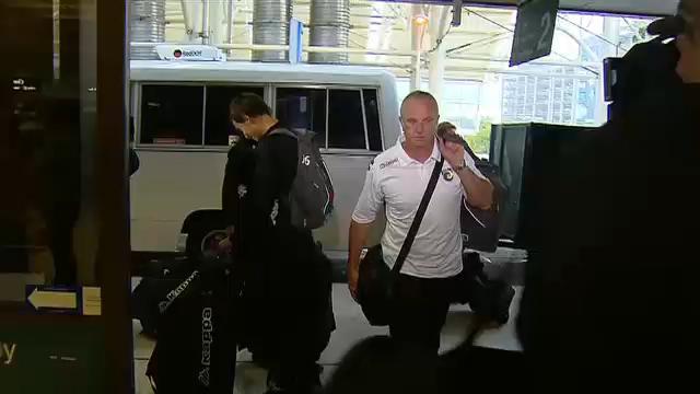 Mariners head to Korea