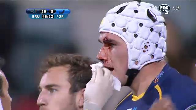 BRU v WFR: Match highlights