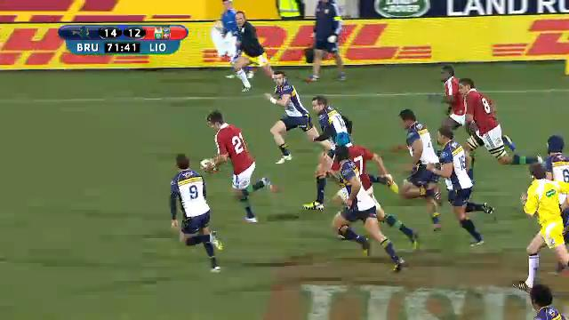 BRU v LIO: Match highlights