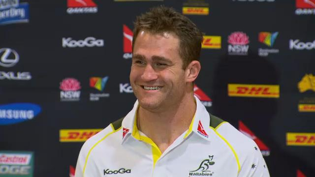 Horwill free to lead Aussies