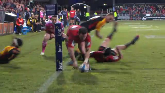 CRU V CHI match highlights