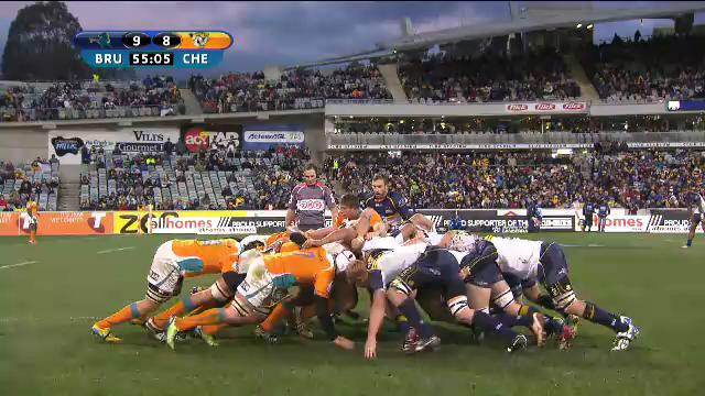 BRU v CHE: Match Highlights