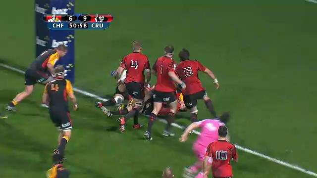 CHI v CRU: Match Highlights