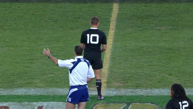 AUS v NZL: 1st half replay