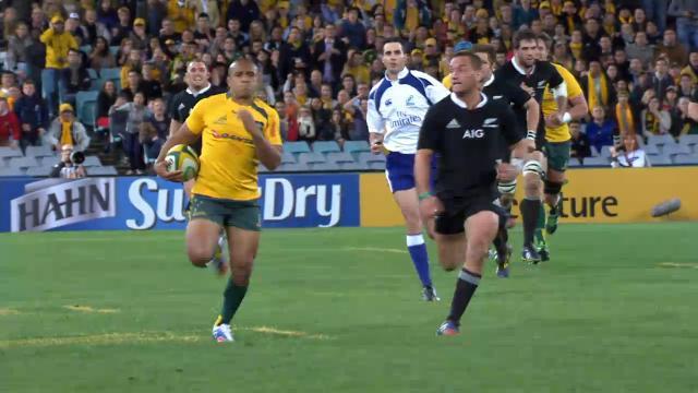 AUS v NZL: Match Highlights