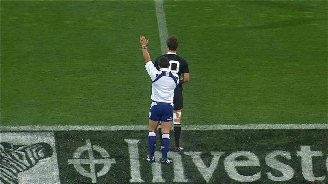 NZL v AUS: First half replay