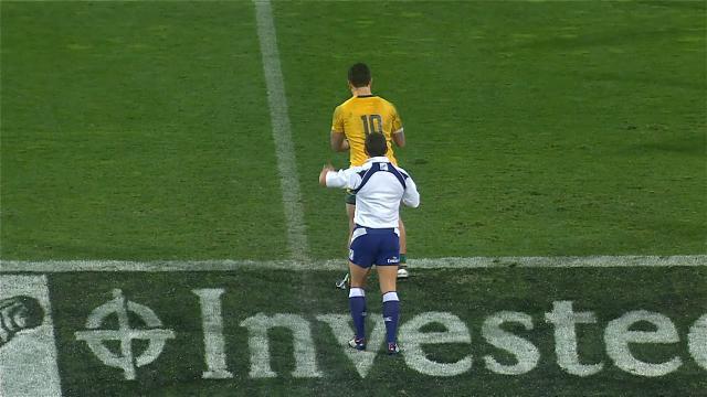 NZL v AUS: 2nd half replay