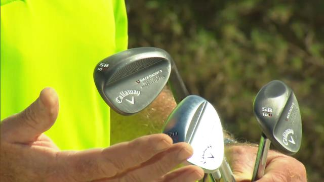Review: Callaway wedges