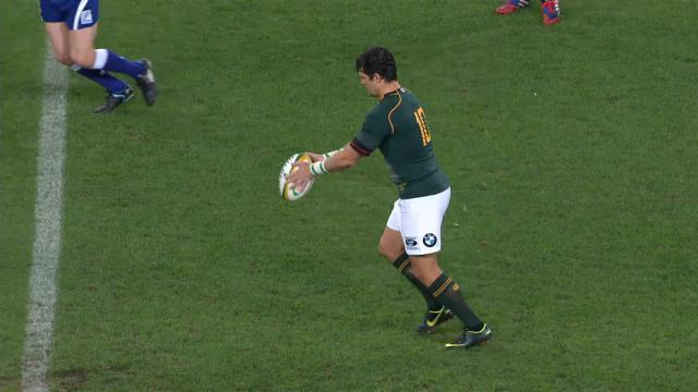 AUS v RSA: 1st half replay