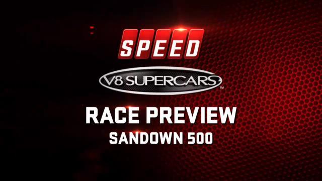 Sandown V8s - Drivers' View