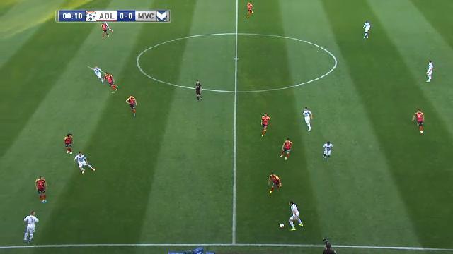 ADL V MVC full match replay