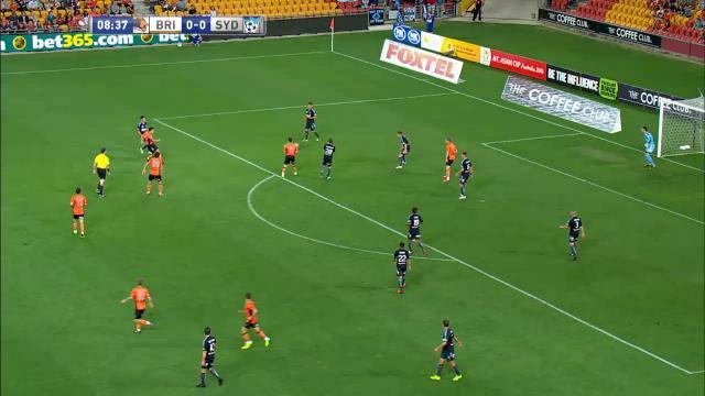 BRI V SYD: match highlights