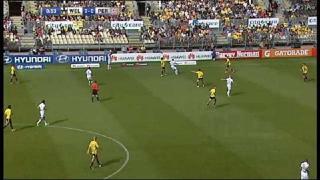 WEL v PER: Full Match Replay