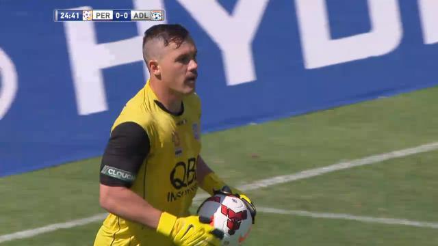 PER v ADL: Match Highlights