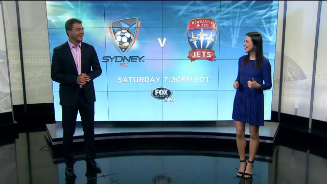 Round 8 preview: SYD v NEW