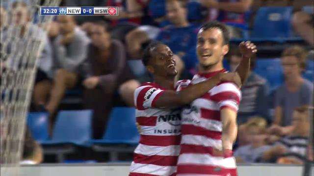 NEW v WSW: Match Highlights