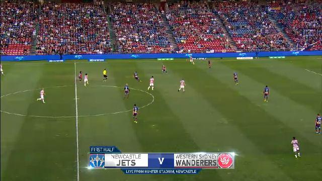 NEW V WSW Full Match Replay
