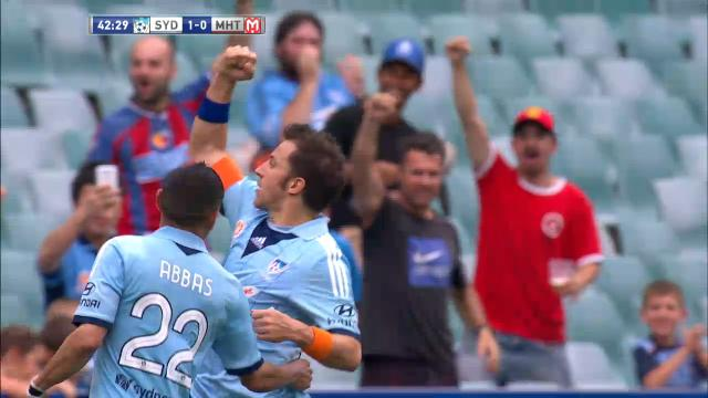 SYD v MHT: Match Highlights