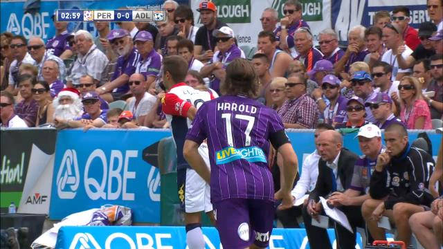 PER v ADL: Full Match Replay