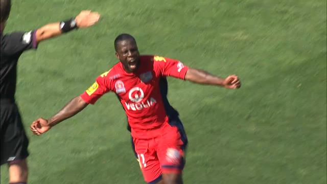 ADL v NEW: Match Highlights