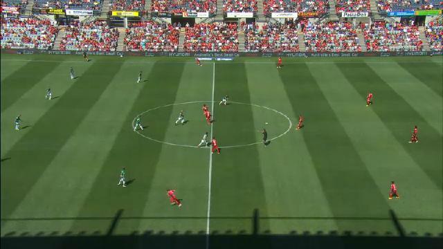 ADL v NEW: Full Match Replay