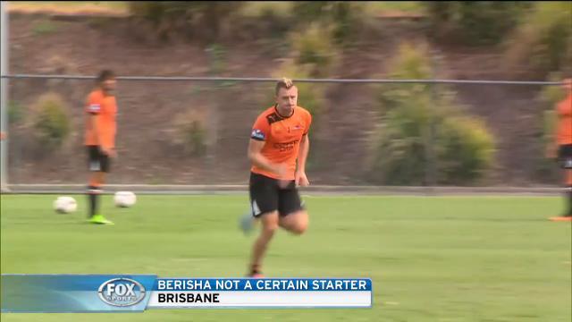 Berisha not a certain starter