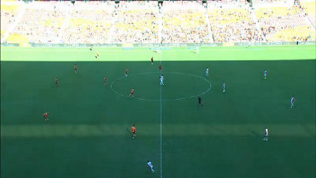 BRI v ADL: Full Match Replay