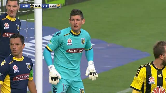 WEL v CCM: Match Highlights