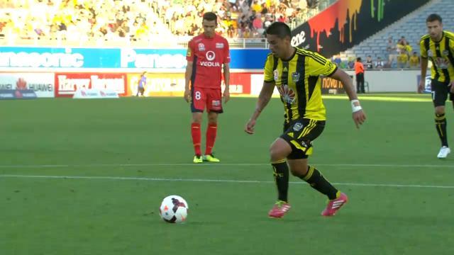 WEL v ADL: Match Highlights