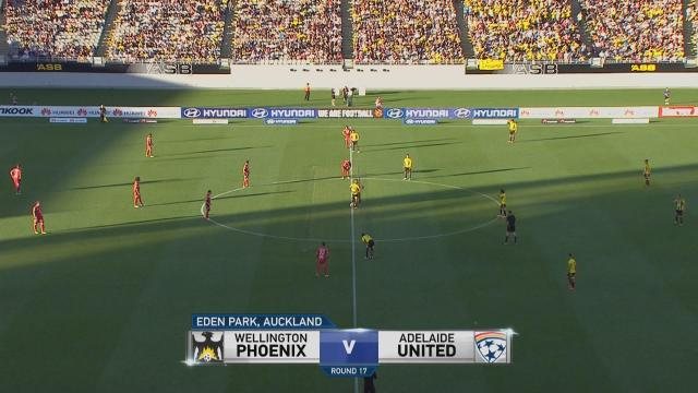 WEL v ADL: Full Match Replay