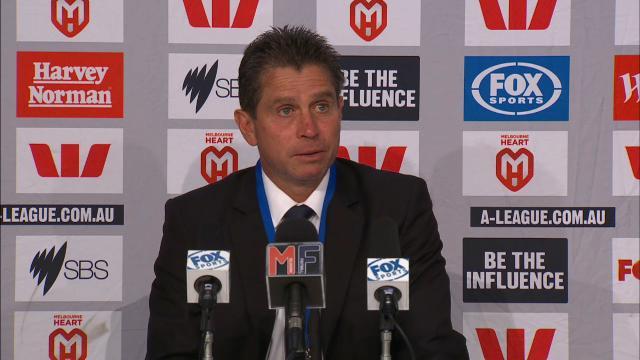 Sydney FC: Presser