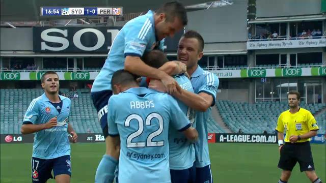 SYD v PER: Match Highlights