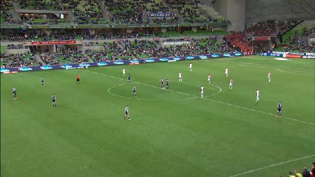 MVC v ADL: Full Match Replay