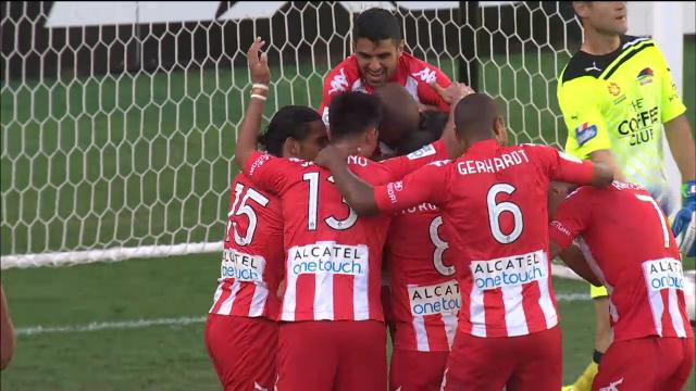 A-League Round 20 Goals