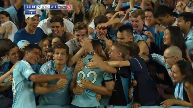 SYD v WSW: Match Highlights