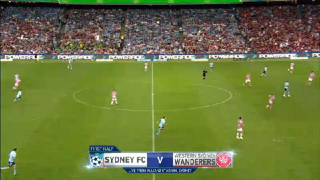SYD V WSW Full Match Replay