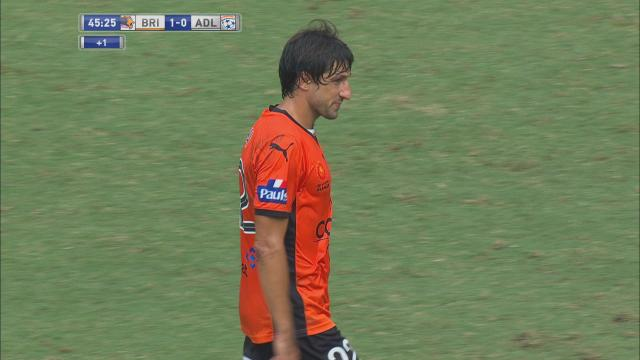 BRI v ADL: Match Highlights