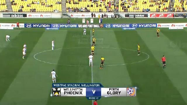 WEL v PER: Full match replay