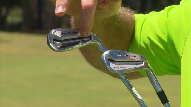 Review: Taylormade irons