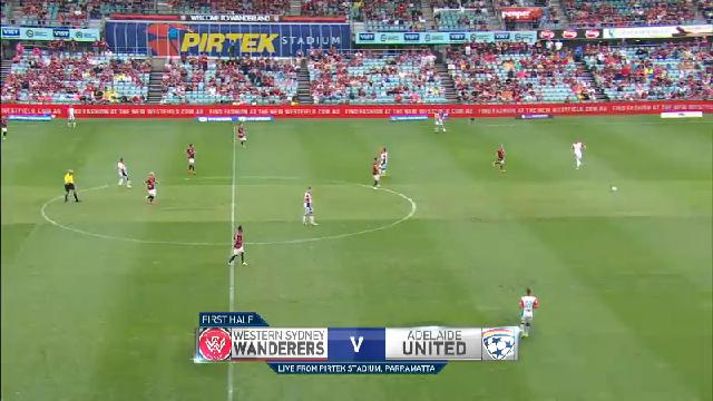 WSW V ADL full match replay