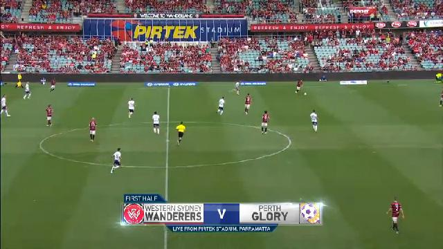WSW V PER: Full match replay