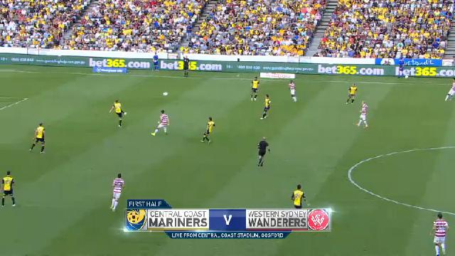 CCM V WSW: Full match replay